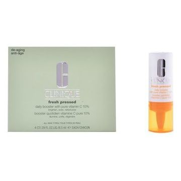Cosmeticaset voor Dames Fresh Pressed Clinique (4 pcs)