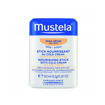 Hydrerende Baby Lotion Mustela (10 ml)