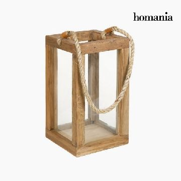 Lantaarn Hout - Autumn Collectie by Homania