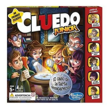 Junior Cluedo Hasbro