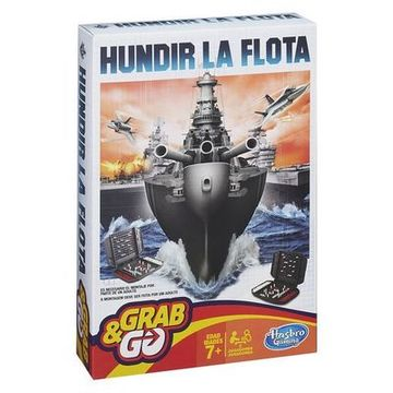 Sink the Fleet Reisverpakking Hasbro