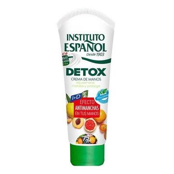Anti-Donkere Vlekken Handcrème Detox Instituto Español (75 ml)