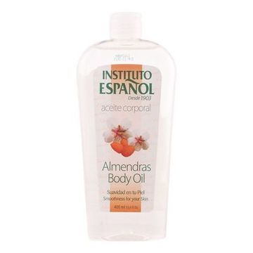 Lichaamsolie Amandel Instituto Español (400 ml)