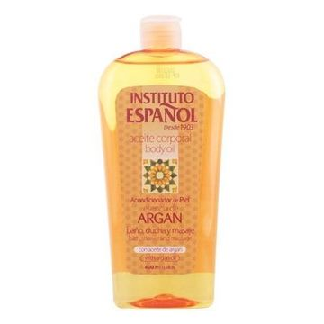 Lichaamsolie Argan Instituto Español (400 ml)