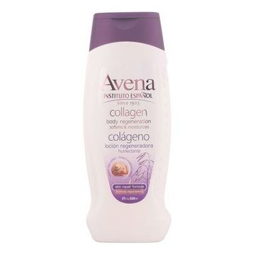 Regeneratieve Anti-Rimpel Crème Collagen Instituto Español (500 ml)