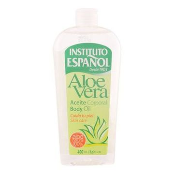 Lichaamsolie Aloe Vera Instituto Español (400 ml)