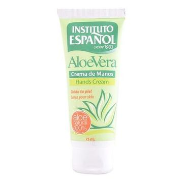 Handcrème Aloe Vera Instituto Español (75 ml)