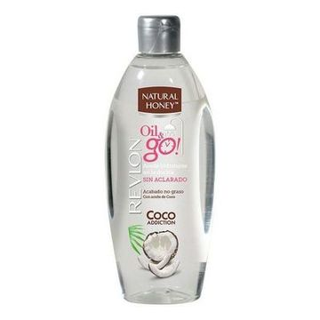 Lichaamsolie Coco Addiction Oil & Go Natural Honey