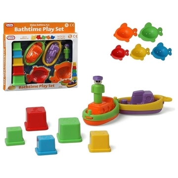 Set of Bath Toys +18M 115094