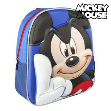 3D-Kinderrugzak Mickey Mouse 7907
