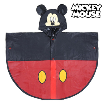 Waterponcho met Kap Mickey Mouse 70482