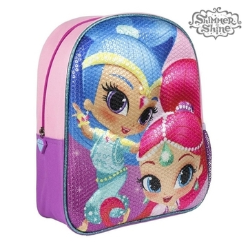 3D-Kinderrugzak Shimmer and Shine 72444
