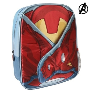 3D-Kinderrugzak Ironman The Avengers 78445
