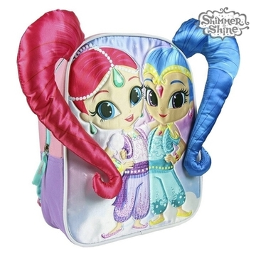 3D-Kinderrugzak Shimmer and Shine 78506