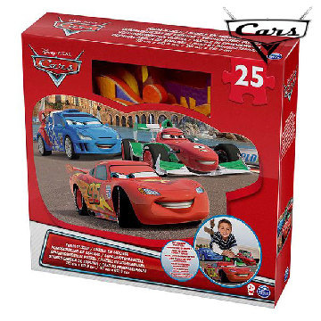 Puzzel Cars 9672