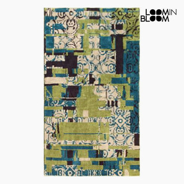 Carpet Blauw (150 x 80 x 3 cm) - Sweet Home Collectie by Loom In Bloom