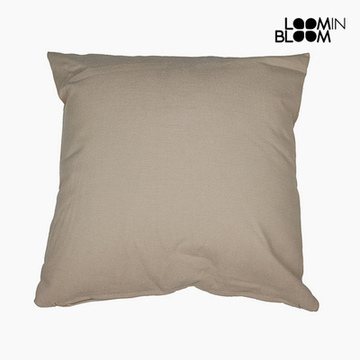 Kussen Beige (45 x 45 cm) - Cities Collectie by Loom In Bloom