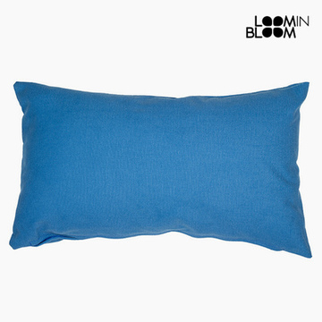 Kussen Blauw (30 x 50 cm) - Cities Collectie by Loom In Bloom