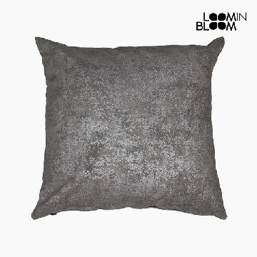 Kussen Grijs (60 x 60 cm) - Cities Collectie by Loom In Bloom