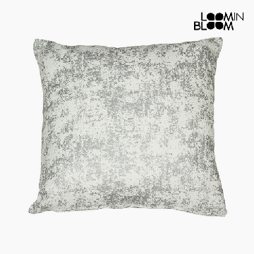 Kussen Ziverachtig (45 x 45 cm) - Cities Collectie by Loom In Bloom