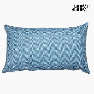 Kussen Blauw (30 x 50 cm) - Little Gala Collectie by Loom In Bloom