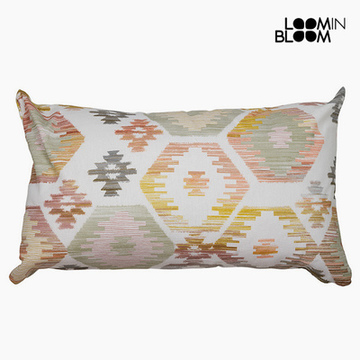 Kussen Beige (30 x 50 cm) - Jungle Collectie by Loom In Bloom