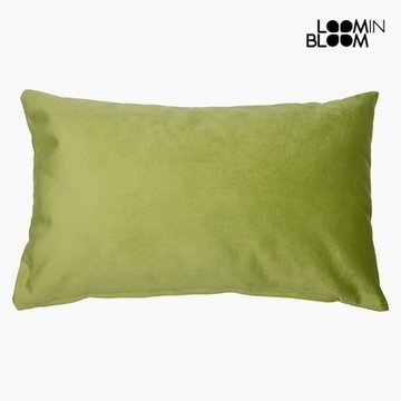 Kussen Polyester Pistache (30 x 50 x 10 cm) by Loom In Bloom
