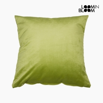 Kussen Polyester Pistache (45 x 45 x 10 cm) by Loom In Bloom