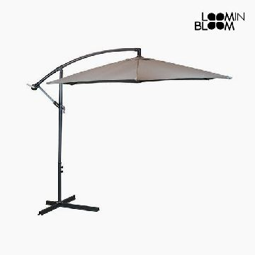 Sunshade Ø 300 cm Grijs by Loom In Bloom
