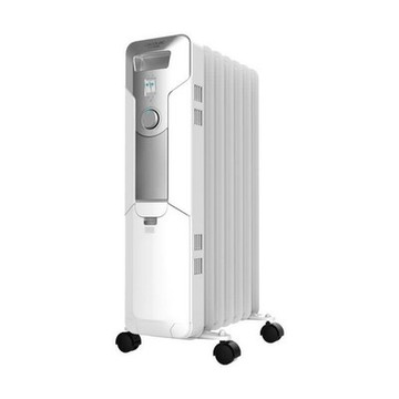 Olieradiator (7 kamers) Cecotec Ready Warm 5600 Space 1500W Wit