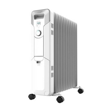 Olieradiator (11 kamers) Cecotec Ready Warm 5700 Space 2500W Wit