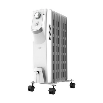 Olieradiator (7 kamers) Cecotec Ready Warm 5750 Space 360º 1500W Wit