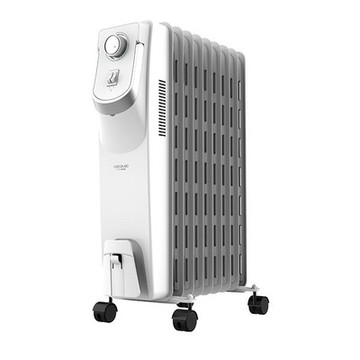 Olieradiator (9 kamers) Cecotec Ready Warm 5800 Space 360º 2000W Wit