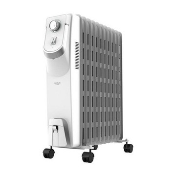 Olieradiator (11 kamers) Cecotec Ready Warm 5850 Space 360º 2500W Wit