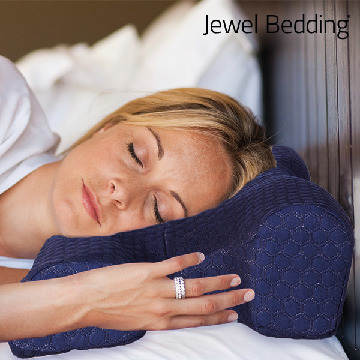 Jewel Bedding Visco-Elastisch Antirimpelkussen