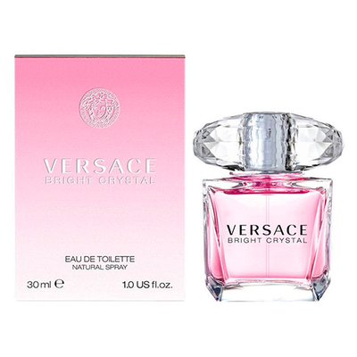 Damesparfum Bright Crystal Versace EDT