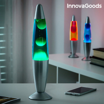 InnovaGoods 25W Magma Lavalamp