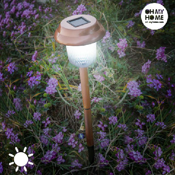 Garden Oh My Home Copper Lamp op Zonne-Energie