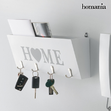 by Homania Wandorganizer met Compartiment
