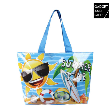 Gadget and Gifts Summer Time Strandtas