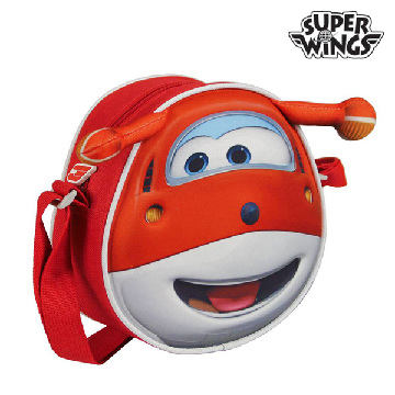 Super Wings 3D-Tasje