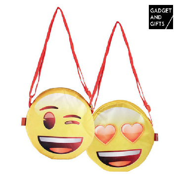 Gadget and Gifts Knipoog-Liefde Emoticon Tas