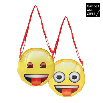 Gadget and Gifts Ondeugende Emoticon Tas