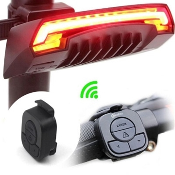 Wireless Remote Control Turning Laser Light